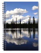 Clearwater Reflections Spiral Notebook