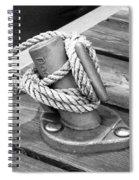 Cleat Spiral Notebook