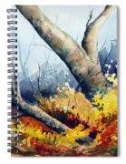 Cletus' Tree Spiral Notebook