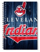 Cleveland Indians Barn Door Spiral Notebook
