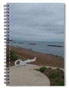 Cleveland Sign Spiral Notebook