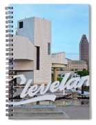 Cleveland Updated View Spiral Notebook