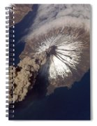 Cleveland Volcano, Iss Image Spiral Notebook