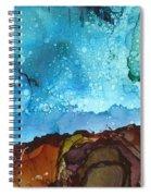 Cliff Diver Spiral Notebook