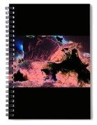 Cliff Dwellers Spiral Notebook