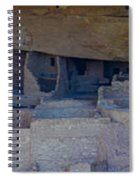 Cliff Dwellers Panoramic Spiral Notebook
