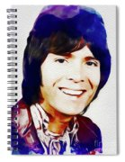 Cliff Richard, Music Legend Spiral Notebook