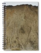 Cliff Trees Spiral Notebook