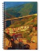 Cliff Village Spiral Notebook