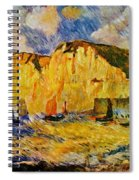 Cliffs 1883 Spiral Notebook