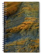 Cliffs In The City For The Swallows Spiral Notebook