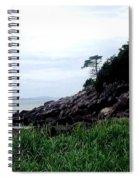 Cliffside II Spiral Notebook