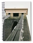 Clifton Suspension Bridge Spiral Notebook