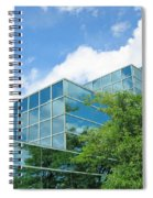 Climbing Skyward Spiral Notebook