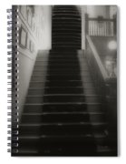 Climbing Toward The Unknown Spiral Notebook