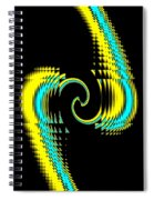 Clinched Spiral Notebook