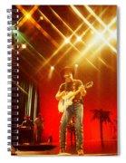 Clint Black-0807 Spiral Notebook
