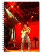 Clint Black-0810 Spiral Notebook