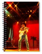 Clint Black-0812 Spiral Notebook
