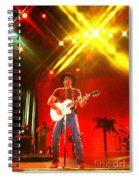 Clint Black-0820 Spiral Notebook