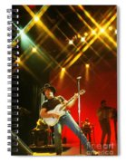 Clint Black-0824 Spiral Notebook