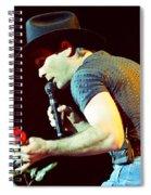 Clint Black-0836 Spiral Notebook