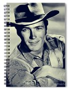 Clint Eastwood, Actor/director Spiral Notebook