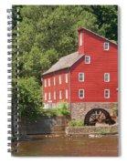 Clinton Mill I Spiral Notebook
