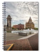 Clinton Square Spiral Notebook
