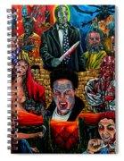 Clive Barker's Nightbreed Spiral Notebook