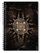 Clockwork Spiral Notebook