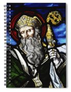 Clogheen, Ireland St. Patrick On Spiral Notebook