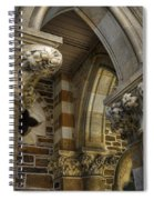 Cloisters Spiral Notebook