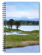 Cloonee Lough - Ireland Spiral Notebook