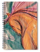 Close Contact Spiral Notebook