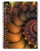 Close To The Earth Spiral Notebook