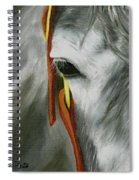 Close Up Spiral Notebook