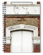 Close Up Of Seldens Corner Spiral Notebook