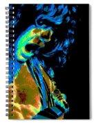 Cosmic Close Up Spiral Notebook