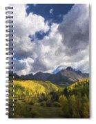 Closer To Heaven II Spiral Notebook