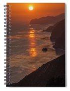 Closing Moment Spiral Notebook