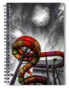 Cloud 9a Spiral Notebook