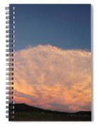 Cloud Afar Spiral Notebook
