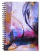 Cloud Atlas Spiral Notebook