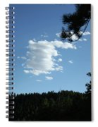 Cloud Busting Spiral Notebook