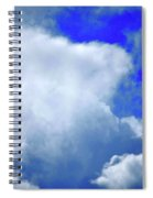 Cloud Commotion Spiral Notebook