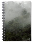 Cloud Forest Spiral Notebook
