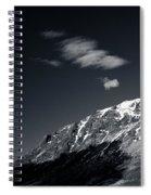 Cloud Formation Spiral Notebook