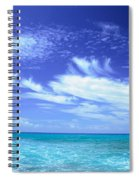 Cloud Formations Spiral Notebook