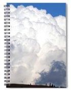 Cloud Nine 10 Spiral Notebook